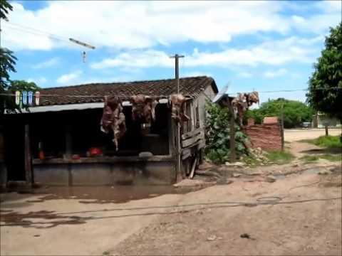 REPUBLICA DE BOLIVIA, CAMINO DESDE VILLAMONTES HASTA CABEZA
