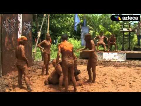 La Isla el Reality - Basquetbol en Lodo (Capítulo 22) - YouTube