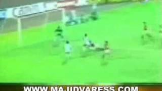 Iran 1 V Saudi Arabia 1 1984 Singapore Asian Cup Semi
