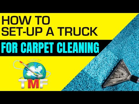 How to set-up a truck