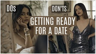 The Perfect Date Night Look With Quick & Easy Hair Hacks! (And other hacks)