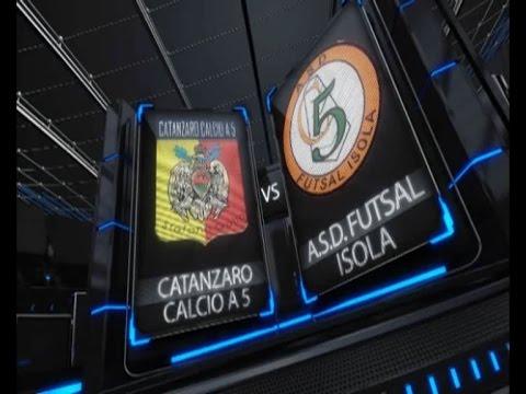 Serie A2, Catanzaro-Isola 3-3 (15/11/14)