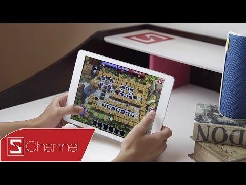 Blast Zone: Games đặt bom dành cho iPad