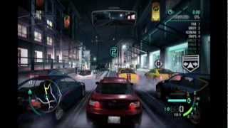 Need for Speed Carbon (X360) Video Part 3