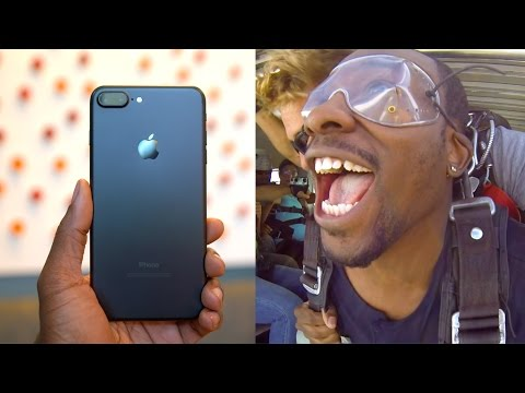 iPhone 7 Week, Skydiving, and Unboxings!