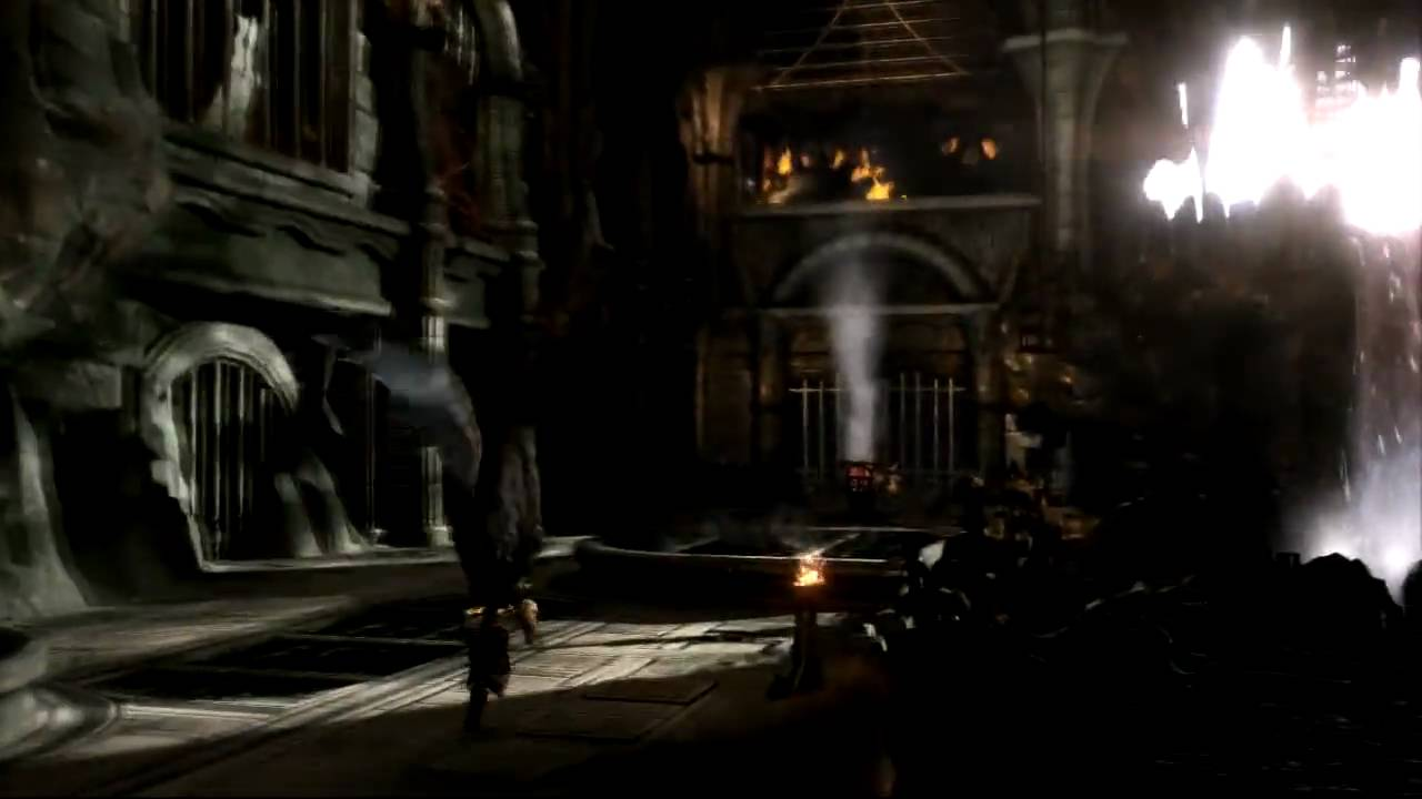 god of war 3 puzzles apollos bow wikigameguides