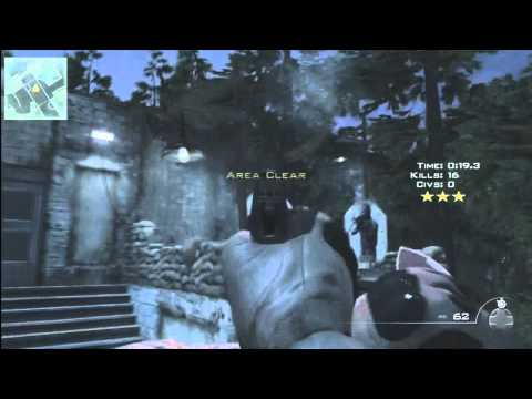 New! Mw3 Spec Ops Gameplay - 'Stay Sharp' *23.2 Seconds* - Syndicate
