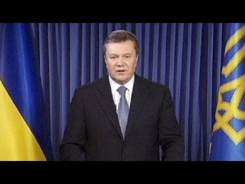US considers sanctions against Ukraine as Yanukovych's offer of talks with the opposition is...