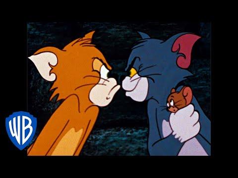 Tom a Jerry - Zmena psa na mačku