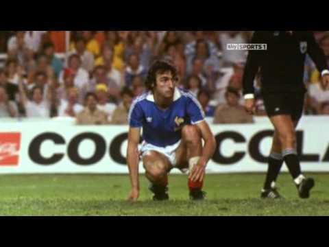 Footballs Greatest Michel Platini