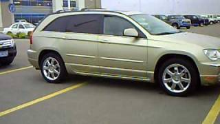 2007 Chrysler Pacifica Limited videos
