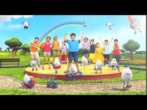 Quảng cáo cho bé ăn ngon mới nhất HD - Clip quảng cáo hay 2015
