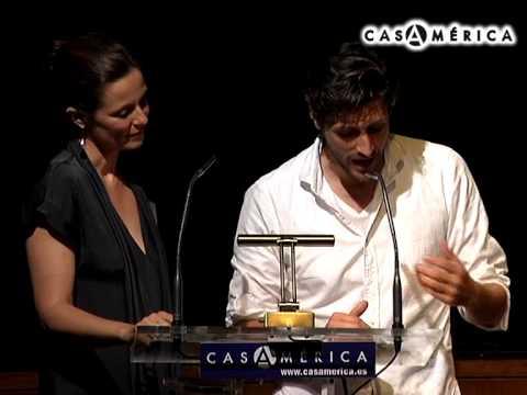 Aitana Sánchez Gijón y Juan Diego Botto leen a Pablo Neruda y Gabriela Mistral