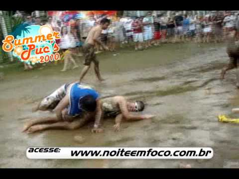 Summer Pucs 2010 - 2° Dia: Sem Tempo, Escorregando no Barro e Corneta da SKOL