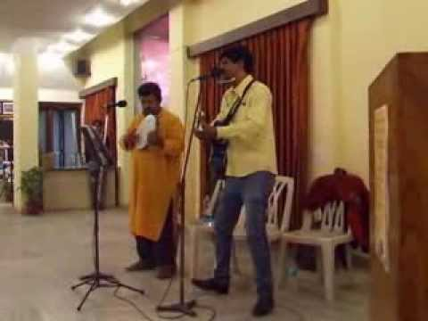 FOLK SONG PROGRAMME AT GORKY SADAN ON 10 01 2014  PART   I