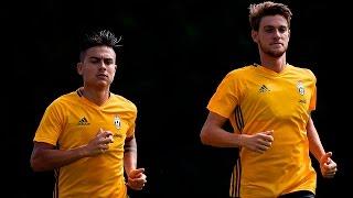 Interval training at Juventus Center - Allo Juventus Center arrivano le ripetute