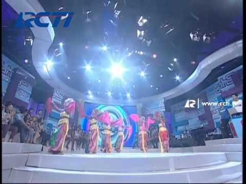 Dahsyat 5 April 2014 - Tari