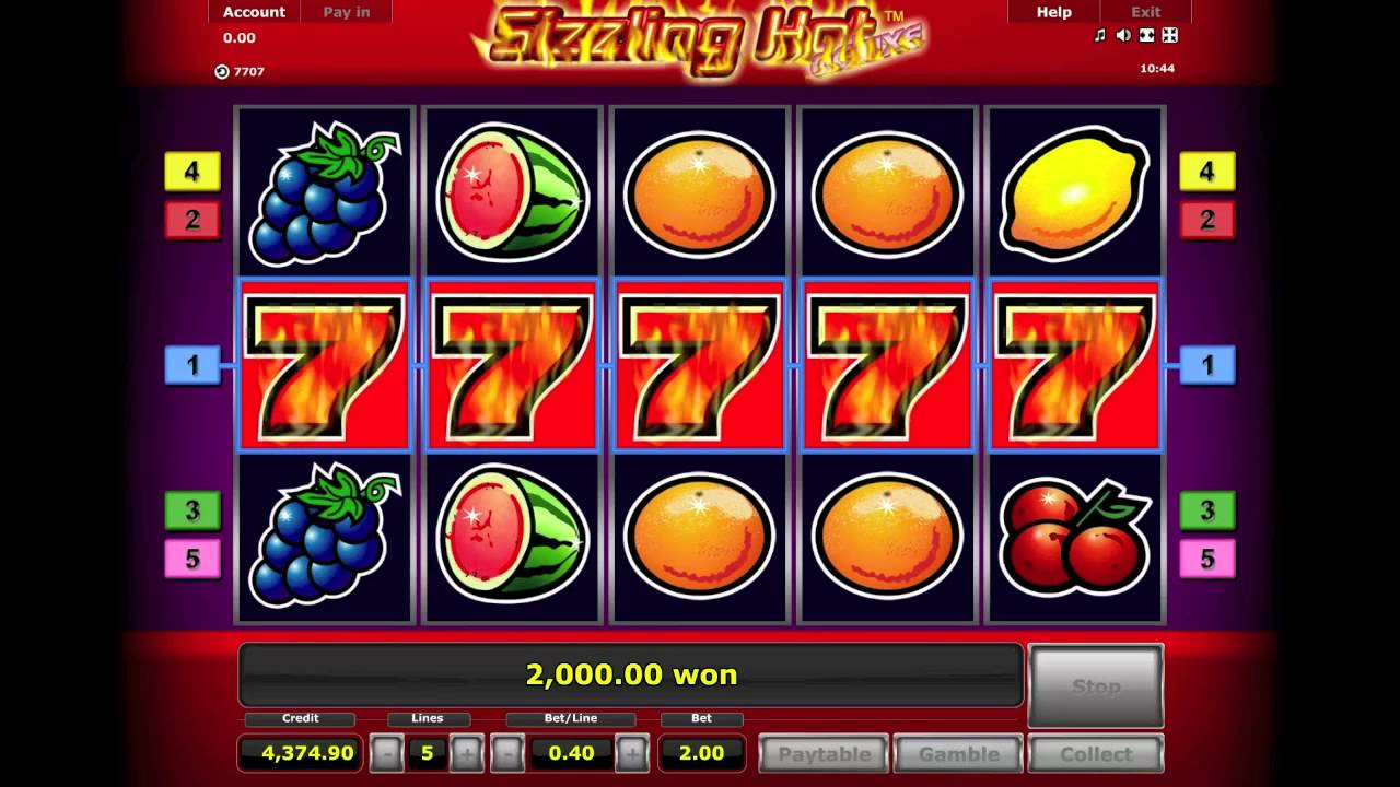 online casino ratings sizzling hot deluxe free