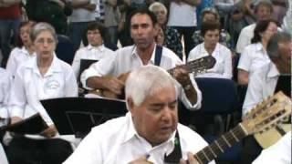 Orquestra de Violeiros de Osasco tocando na Uniban musica o menino da porteira view on youtube.com tube online.