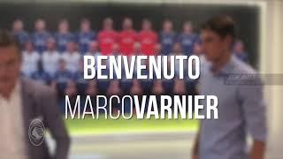 Marco Varnier, prima intervista da giocatore dell'Atalanta