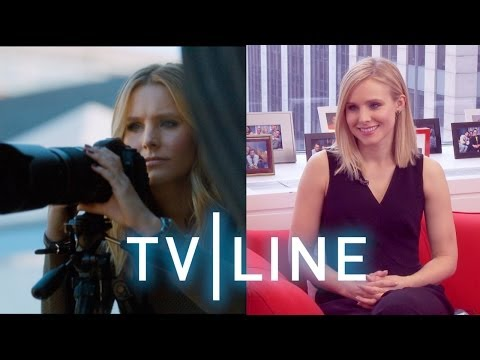Kristen Bell Talks Veronica Mars Movie! - TVLine