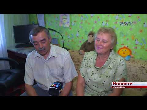 Супруги Майоровы из Искитима получили медаль «За любовь и верность» и считают ее общей семейной наградой