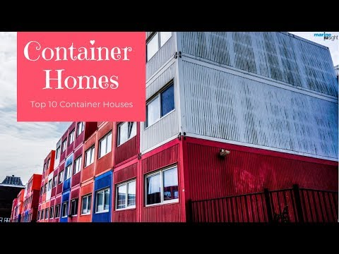 Awesome houses made from shipping containers youtube - Container homes youtube ...
