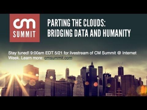 The CM Summit - Live Streaming from NYC