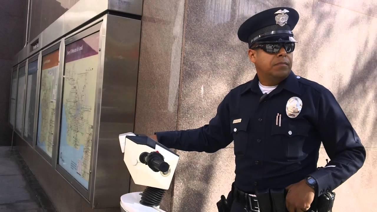 Lapd Police Duty Belt
