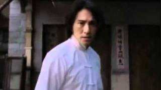 Kung Fu Hustle Final Fighting Scene Stephen Chow