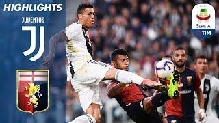 Juventus 1-1 Genoa   Ronaldo Goal Not Enough   Serie A