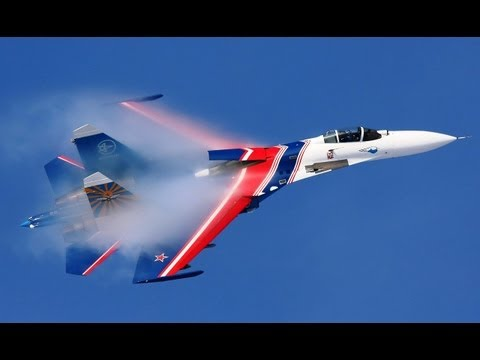 Rc Russian Sukhoi 27-Big Scale Turbine Jet F3A-Pilot:Martin Lüthi at MFG Frauenfeld Meeting Mai 2013