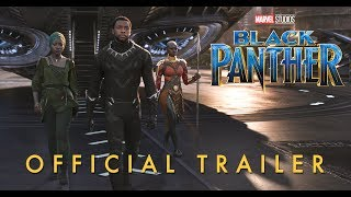 Marvel Studios' Black Panther - Official Trailer