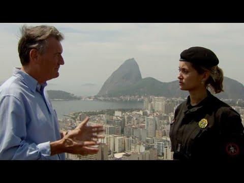 BOPE: Fighting the Drug Cartels of Rio - Brazil with Michael Palin - BBC