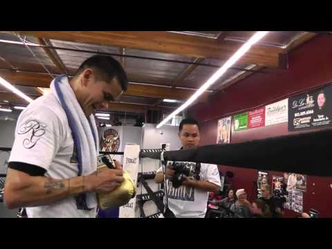marcos maidana vs floyd mayweather 2 who you got - EsNews boxing