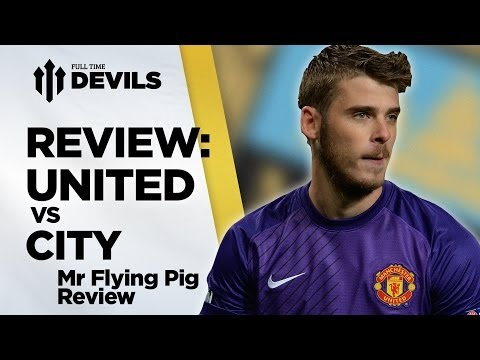 Moyes Monstrosity! | Manchester United 0-3 Manchester City | REVIEW