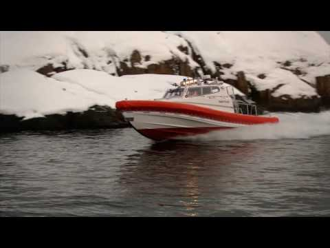 Norsafe Munin 1200 Fast Rescue Craft