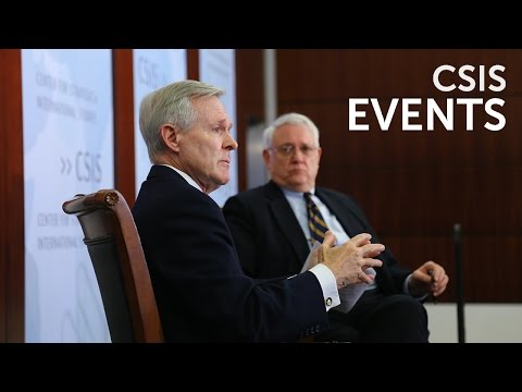Military Strategy Forum: Secretary of the Navy Ray Mabus