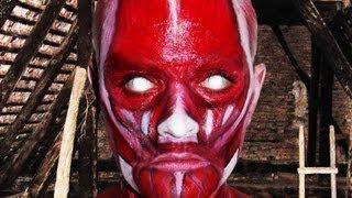Skinned Alive Makeup Tutorial!