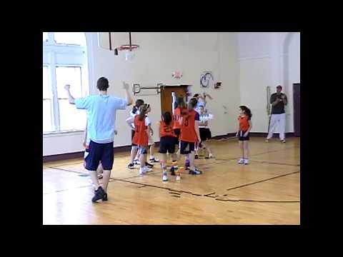 Rouses Point - Ellenburg 5&6 Girls part one 1-15-11