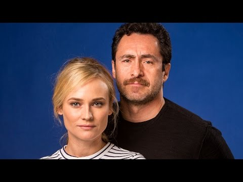 Emmys chat with Demian Bichir and Diane Kruger