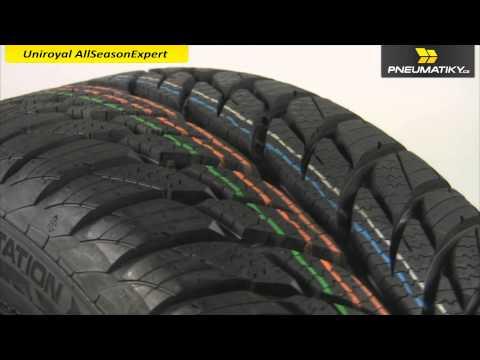 Видео обзор шин Uniroyal AllSeason Expert