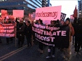 Raw: DC Protesters Call Trump Illegitimate