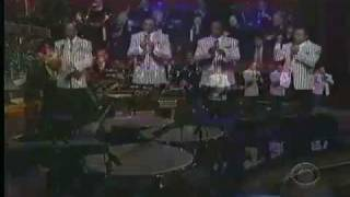 """Little Anthony And The Imperials"" (Letterman Show 2008"