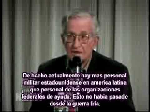 Chomsky - América Latina y EUA