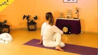 Yogastunde zur Befreiung von Sucht und Abhängigkeit mit Shivakami