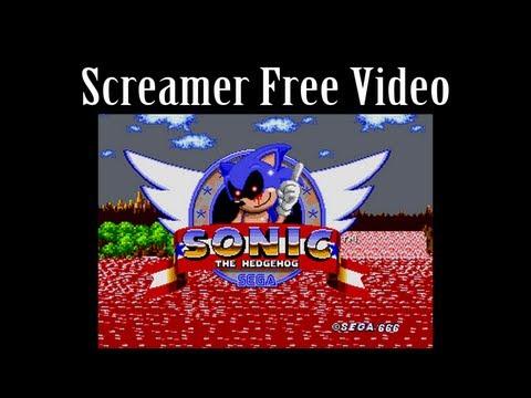 Sonic Creepypasta: Sonic.exe