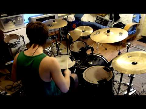 Seb Gee - Pierce The Veil - King For A Day (Drum Cover)