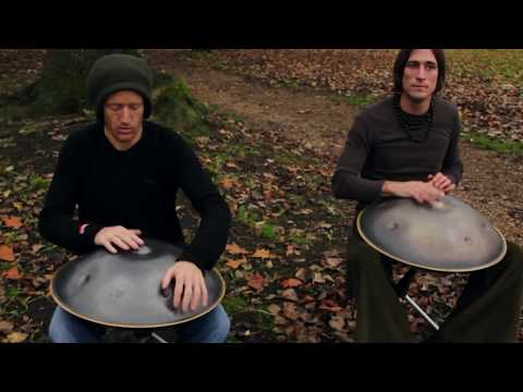 Hang Massive - Once Again - 2011 ( hang drum duo ) image
