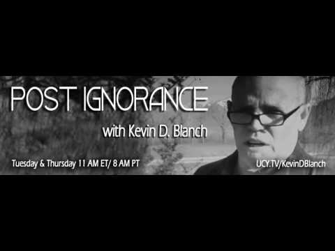 America land of the UN-FREE home of the COWARDS, post ignorance radio kevin D. blanch 6/19/14
